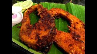 Rohu fish fry recipe /Delicious Rohu fish fry/macha bhaja recipe/Simple & easy fish fry recipe