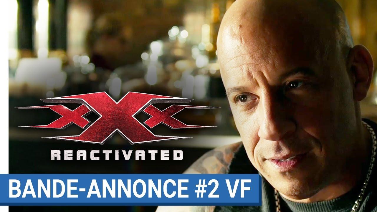 xXx : REACTIVATED - Bande-annonce #2 (VF) [au cinéma le 18 janvier 2017]