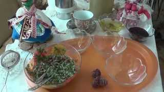 385. Фито чай: амарант, иван чай и мелисса. Мой рецепт. Амурка онлайн.