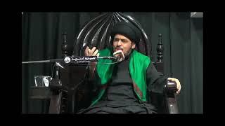 السيد منير الخباز - الأثار الروحية لزيارة الإمام الحسين عليه السلام