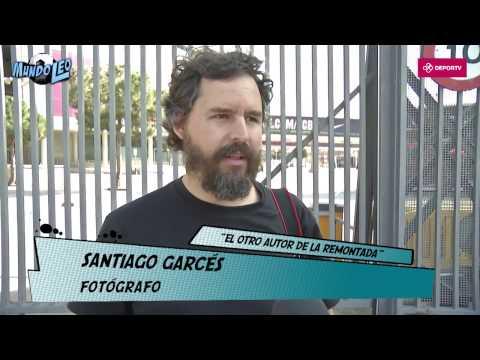 #MundoLeo: Santiago Garcés, el hombre detrás de la foto más impactante de Messi