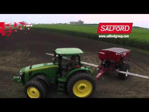 Salford Valmar Air Boom Dry Fertilizer Applicators