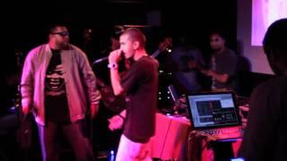 Pro & Sample - Get Money (Junior Mafia) Live @ theVenue