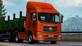 [1.34] Euro Truck Simulator 2 | Dongfeng Tianlong 450 | Mods