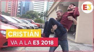 E3 2018 - Cristián va a la UBIE3