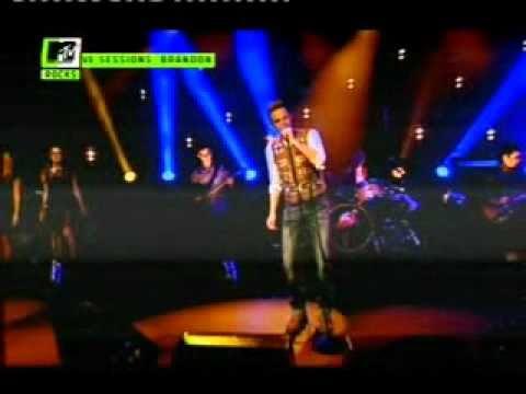 Brandon Flowers-Magdalena MTV UK Live In Session