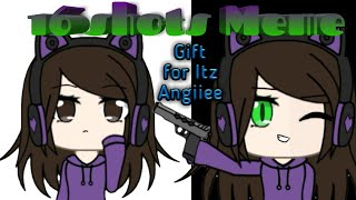 16 shots meme (Gift for Itz Angiiee) /\Flash and Blood warning/\