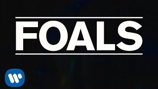 FOALS  - Night Swimmers [Official Lyric Video]