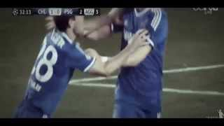 chelsea vs psg 2 0 all goals and highlights hd cl 2014