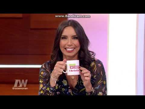 Loose Women with Christine Lampard - Monday 30th January 2017