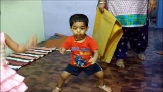 Baby Ko Bass Pasand Hai little girl cute dance solo