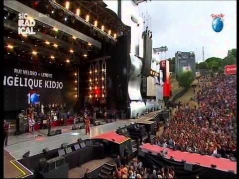Rui Veloso - Lenine - Angélique Kidjo (Rock in Rio 2014)