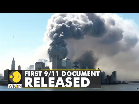 FBI releases declassified 9/11 document   United States   Latest World English News   WION News