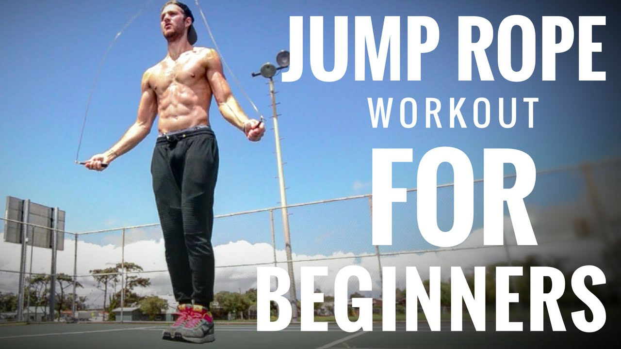 Skipping Rope Workout For Beginners - YouTube