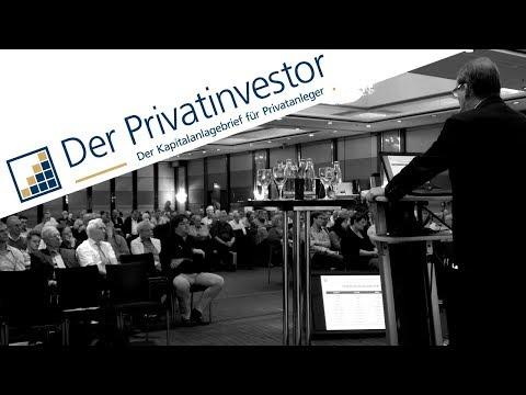 """Zentralbankbilanz +400%: """"Diese Schuldenorgie überrascht selbst mich."""" Max Otte auf dem PI-Tag 2017"""