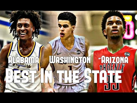 The Best High School Basketball Player From Every State