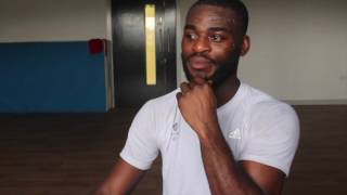 'PEOPLE SAY I GONE WITH EDDIE HEARN .. NOTHING HAS BEEN DECIDED YET ON MY FUTURE!' - JOSHUA BUATSI