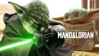 Star Wars The Mandalorian Baby Yoda Scene - Jedi History Breakdown