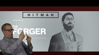 Hitman på Svenska | Elusive Target nr1 | Paris The Showstopper | #20
