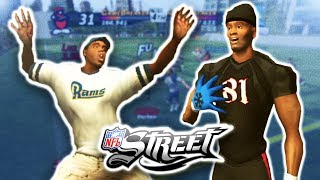 NFL Street but things get weird