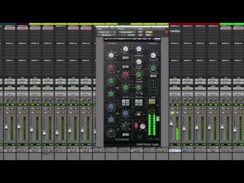 Morgan Page Mixing Tip: using the SSL Channel Plugin