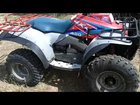 94 polaris sportsman 400 walk around