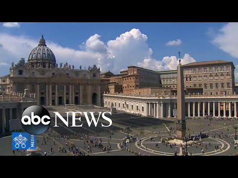 Vatican breaks silence after Catholic church scandal