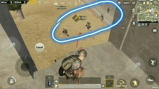 """Playing PUBG Mobile - Arcade Fun (Melee Weapons Game) - """"The Catch and Run"""""""