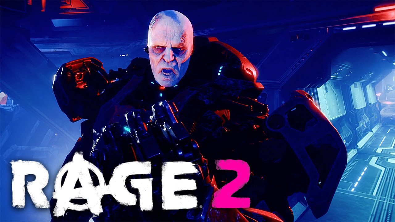 Rage 2 - Official Launch Trailer thumbnail