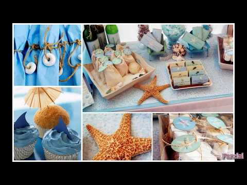 Beach Party Ideas at Home