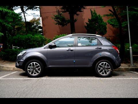 Korando C (Actyon) Diesel 2.2 Sports Drive WET