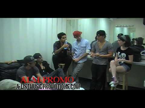 A-List Music Promotions: V Factory Interview