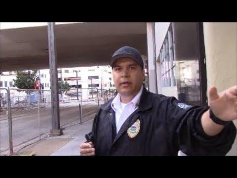 1st Amendment Audit, San Diego GEO Detentions