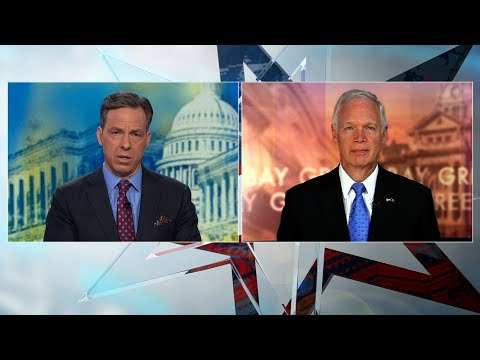 Sen. Ron Johnson on health care, immigration (Entire CNN interview)