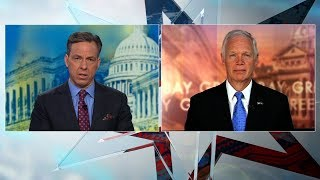 Sen  Ron Johnson on health care, immigration (Entire CNN interview)