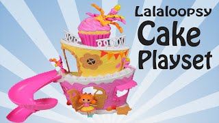 Lalaloopsy Surprise Party Cake Playset