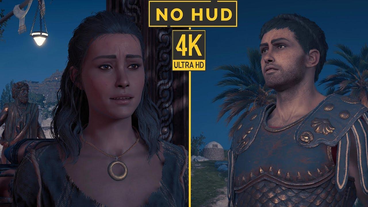 Assassin S Creed Odyssey Killing Thaletas Kyra S Reaction No