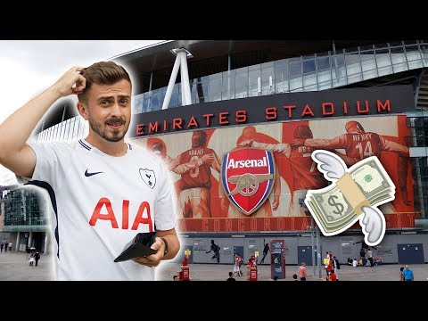 How Much Does an AWAY DAY to the EMIRATES STADIUM Cost?
