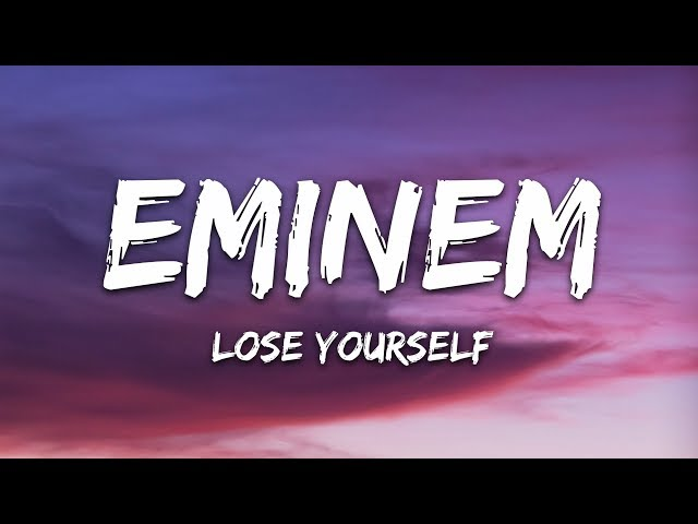 eminem lose yourself mp3 free download