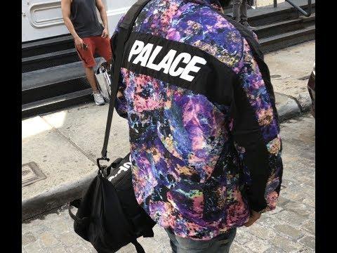 PALACE SKATEBOARDS NYC DROP#3 - HYPEWARS VLOG: IMENTS/ZODIGAC