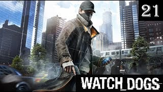 Watch Dogs 100% Walkthrough Part 21: A Blank Spot There-ish, Part 1