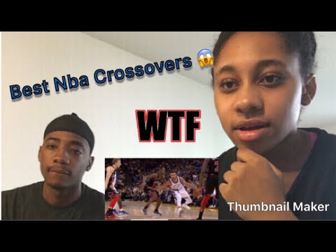 THE BEST NBA CROSSOVERS and ANKLE BREAKERS of 2017-2018 REACTION😱🔥