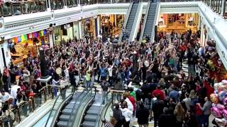 VIDEO OFICIAL DEL 1ER FLASHMOB SALSERO EN ESPAÑA