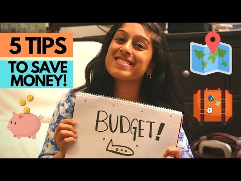 How to TRAVEL on a BUDGET in EUROPE 2019! Tips on 5 Topics to Plan.