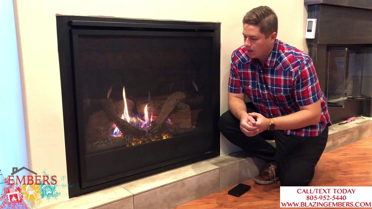 Gas Fireplace Embers Menards Heat N Glo Slim Line Series Gas Fireplace Review Tips For Install