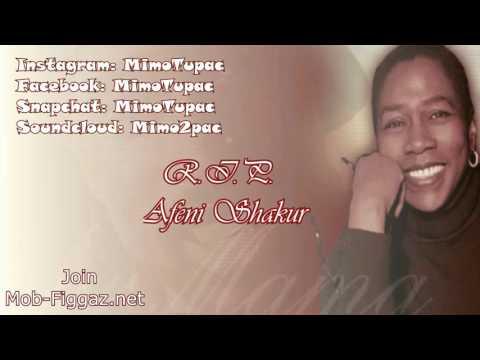 2Pac - Dear Afeni Shakur ( Tribute 2016 )  R.I.P.