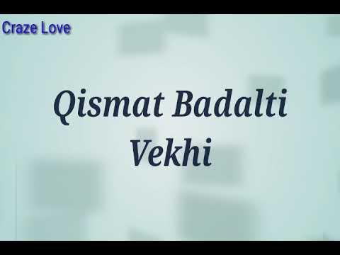 Whatapps 💓Cute Love Status💓.. Qismat Badalti Vekhi.... Punjabi Song