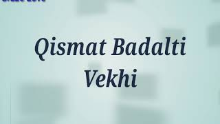 Whatapps 💓Cute Love Status💓.. Qismat Badalti Vekhi.... Punjabi Song