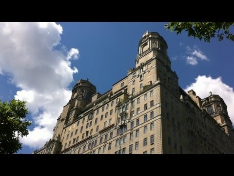 Beresford Apartment Building - An Iconic Landmark On New York City's Central Park West