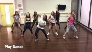 Shy guy- Diana king Choreography